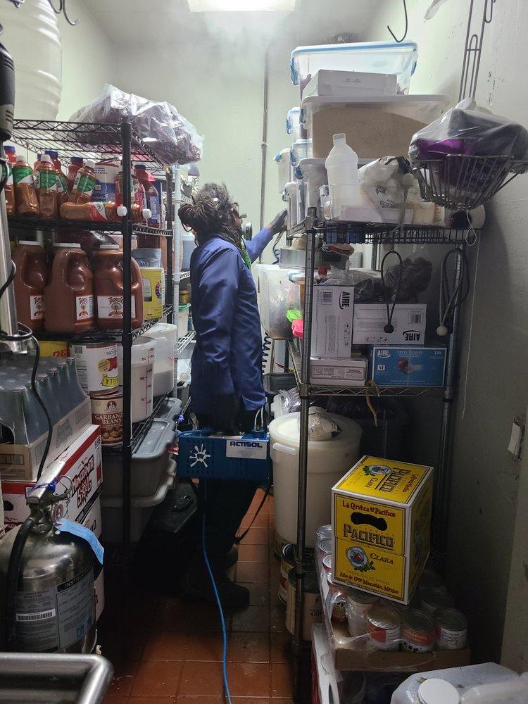 General Pest Control - Restaurant Service - Food Establishment Emergency Recovery Plan 1of2.