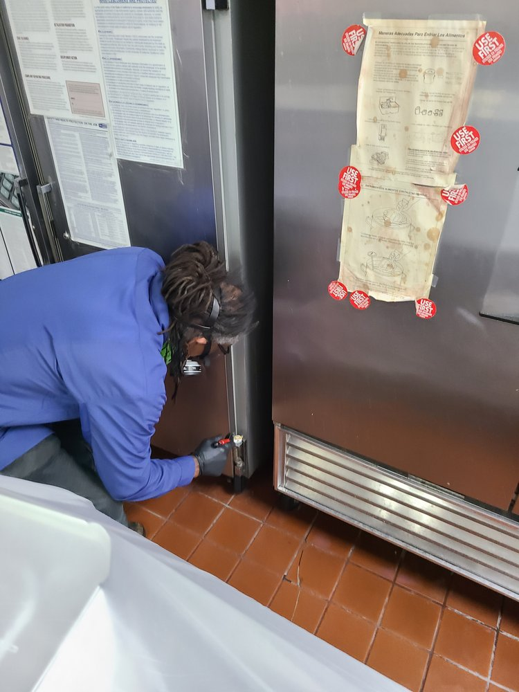 General Pest Control - Restaurant Service - Food Establishment Emergency Recovery Plan 2of2.