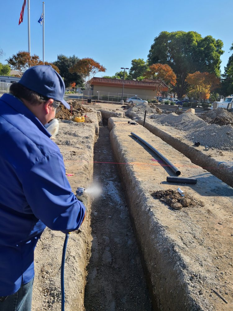 Pre-Construction Preventative Treatments using Soil Injection for Subterranean Termites 4of4.