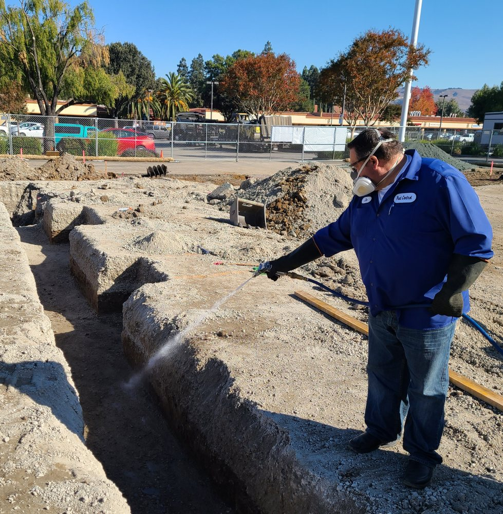 Pre-Construction Preventative Treatments using Soil Injection for Subterranean Termites 1of4.